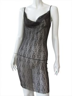 Short dress 100% Nylon by Nicolas & Mark - Clothing Women Dresses On Sale.