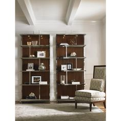 Lexington Furniture 458-991 Mirage Kelly Bookcase