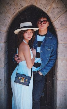 by Bernardo Fan Account Filipino, Bad Reputation, Daniel Johns, Filipina Beauty, Daniel Padilla, Ford, Casual Outfits, Fashion Outfits, Summer Outfits