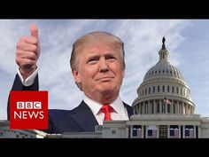 Trump's inauguration: An insider's tour - BBC News Inauguration Ceremony, Us Presidents, Bbc News, Donald Trump, Politics, Tours, Funny, Movie Posters, Donald Tramp