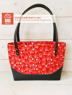 The Poppy Bag - Pattern & tutorial