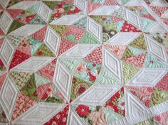 Long Arm Quilting Services - Edge to Edge or Custom to fit your needs