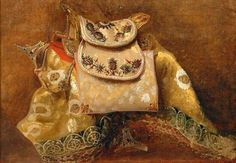 Jeweled Alexander Litovchenko Saddle – Late 19th Century