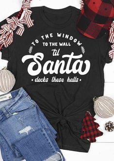 Source by Look t-shirt Merry Christmas, Family Christmas, Christmas Holidays, Christmas Decorations, Christmas Outfits, Black Christmas, Hallmark Christmas, Christmas Ideas, Preppy Christmas