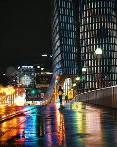 Watercolors  #wien #vienna #watercolors #watercolor #paint #colorful #lights #nightlights #nightshot #sonyalpha #sonyalpha7 #wienbeinacht #moodygrams #agameoftones #igersvienna #igersaustria #walktheline #rainyday #1020wien #leopoldstadt #inlovewithvienna #viennabynight #nightwalk #wienliebe Alpha 7, Night Shot, Nightlights, Vienna Austria, Rainy Days, Watercolors, Skyscraper, Colorful, Urban