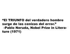 Pablo Neruda Quote #CityYearChicagoCivicEngagement #painting #5 #indoor #quotes #PabloNerudaQuote #inspirationalfigures #Spanish