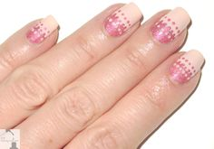 Step 2 -Nail Art Inspired by Pedro_Lourenco_Spring2014- Seen on thetrendynail.com