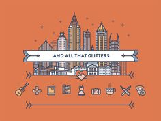 And All That Glitters: An Atl Blog