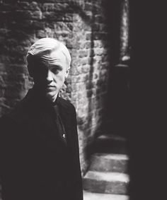 Tom Felton / Draco Malfoy / Harry Potter and the Half-Blood Prince / Harry Potter 6