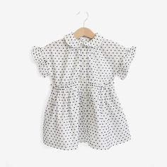 Swiss Dot Cotton Dress