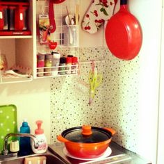 100円ショップの収納術は絶対キッチンで役に立つ! | iemo[イエモ]