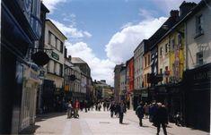 Galway - Shop Street