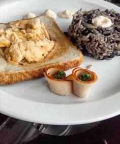 Desayuno tipico de C.R