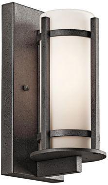 """$125. Camden ENERGY STAR® 11"""" High Outdoor Wall Light"""