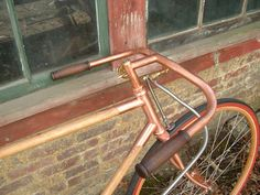 Lovely Bicycle!: Lugged Non-Steel?