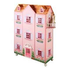 Teamson Paris Mansion Doll House Furniture « Game Time Home
