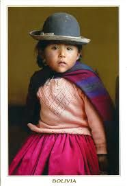 Resultado de imagen para Bolivian Girl