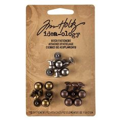 Tim Holtz Hitch Fasteners