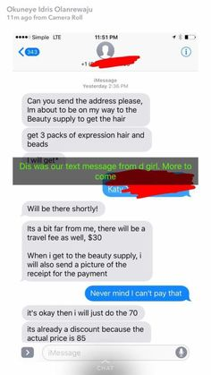 When you invite haters to come make your hair  Bobrisky fires back at Texas hairstylist shares screenshot of their chat
