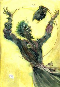 Joker's Triumph by Enrique Corominas Anime Comics, Dc Comics, Batman Universe, Dc Universe, Joker Art, Nerd Art, Joker And Harley Quinn, Batman And Superman, Detective Comics