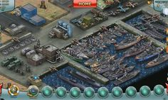 Admiral is a Facebook based social game, a shipyard simulation and naval combat game, Massively Multiplayer Online Real Time Strategy (MMORT...
