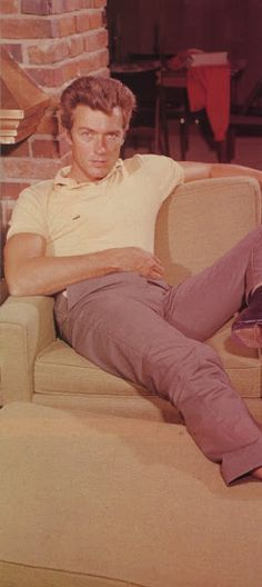 The Clint Eastwood Archive: Clint 1955-63 Time off with Maggie, with Friends and at Home...