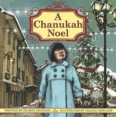 Top 10 Chanukah Books by Stacey Shubitz for Nerdy Book Club - some hidden gems!