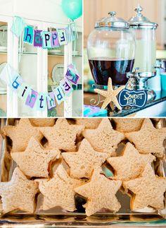 Dreamy Pastel Mermaid Birthday Party