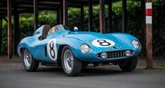 The patina on this Ferrari 500 Mondial had our photographer smitten | Classic Driver Magazine