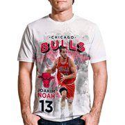 Chicago Bulls Men's Fashion Top