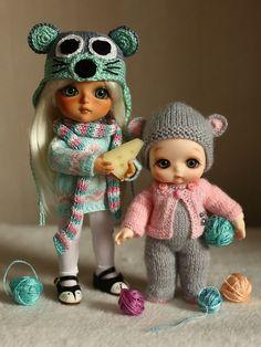 Том и Джерри / BJD - шарнирные куклы БЖД / Бэйбики. Куклы фото. Одежда для кукол