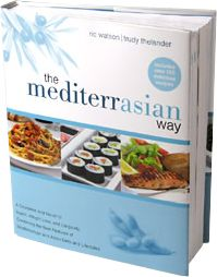The MediterrAsian Way: A cookbook and guide to health, weight loss and longevity, combining the best features of Mediterranean and Asian diets - Bulgur Salad Couscous Salad, Lentil Salad, Chickpea Salad, Bean Salad, Asian Diet, Colorful Vegetables, Grilled Eggplant, Tasty, Yummy Food