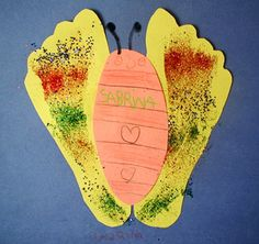 To make the children aware of the stages in the life of a butterfly and to make them aware that it is an insect.