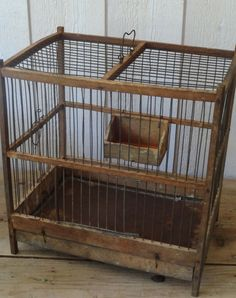 I have a cage like this, wonder what it is worth?