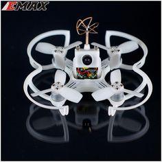 102.29$  Buy here  - Original EMAX Babyhawk 85mm Micro Brushless FPV Racing Drone - PNP VERSION WHITE