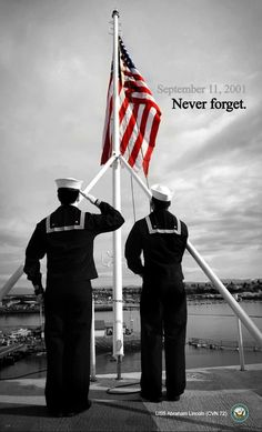 Never Forget... September 11, 2001. Little did we know as we watched the twin towers fall how much 9/11 would affect our family in years to come. The ripples from 9/11 hit home for us in October 2011 when my son-in-law was killed by a suicide bomber in Afghanistan. Last February, the Secretary of State awarded my son-in-law posthumously with the Defense of Freedom medal. This coming Monday would have been his 34th birthday. #freedomisnotfree #neverforget