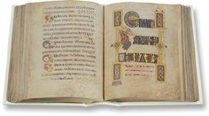 Book of Kells - Faksimile Verlag, München