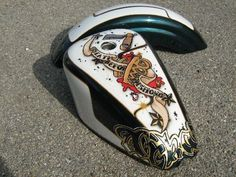Ironhead Sportster Tank Art - Page 8 - The Sportster and Buell Motorcycle Forum