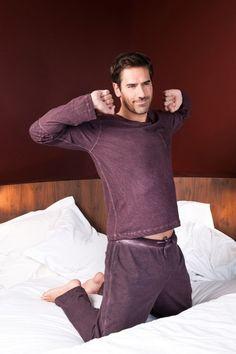 Hidden Eye Autumn/Winter 2014 Men's Loungewear Lookbook | SAMUEL JING