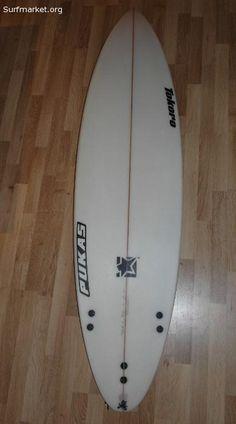En venta Tabla de Surf Pukas Tokoro.    5 baños.