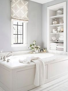 Bypass the bold hues and embrace the clean, polished simplic ..