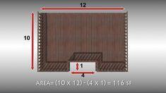 How to Measure Square Footage -- via wikiHow.com