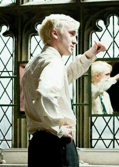 Harry Potter World, Harry Potter Draco Malfoy, Harry Potter Cast, Harry Potter Characters, Severus Snape, Snape Harry, Draco And Hermione, Fictional Characters, Tom Felton