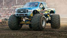 Monster Truck Madness @ Pomona Fairplex (Pomona, CA)