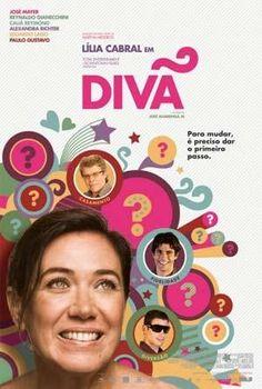 Divã • 2013 • Direção: José Alvarenga Jr. • Elenco: Lilia Cabral, Cauã Reymond, Reynaldo Gianecchini • Gênero: Drama, Comédia