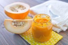 Tekvicový príkrm pre dojčatá s ryžou a vajíčkom Cantaloupe, Pudding, Fruit, Desserts, Food, Tailgate Desserts, Meal, The Fruit, Dessert
