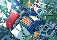 Awesome! Mobile Suit Gundam RX-78-2