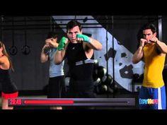 El Reto Icy Hot® Rutina 1 Adaptación - YouTube