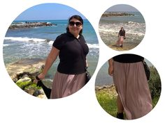 Curvy outfit: un weekend in rosa
