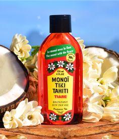 Mucho más que un tratamiento natural, un estilo de vida. Somos el importador oficial de productos Monoï Tiki Tahiti en Chile.
